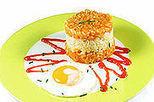 Moldes de arroz como guarnición | EROSKI CONSUMER | Platos acompañados con Arroz | Scoop.it