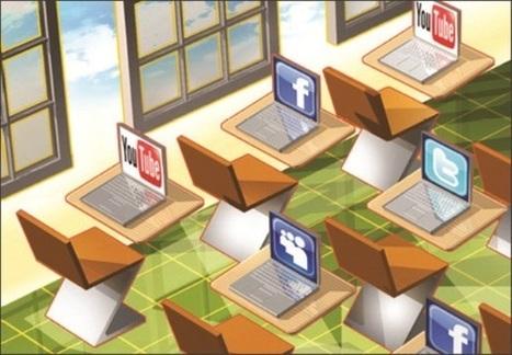 Социальные медиа в образовании: подборка лучших ресурсов для учителей | Дети | Scoop.it