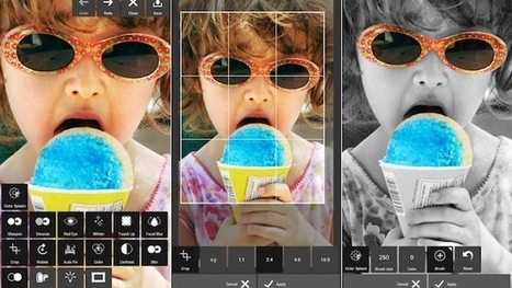 Pixlr Express Is The Free Photo Editing App That Makes You Look Like A Pro | Sundar Nepal Consortium | Scoop.it