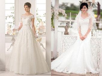 Chọn váy cưới khi chào bàn. | Ao Thun SN | Scoop.it