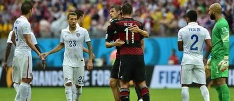 Groupe E : Allemagne 1 - 0 Etats-unis - Coupe du monde - Brésil 2014 | Coupe du monde - Brésil 2014 | Scoop.it