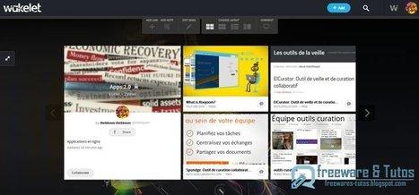 Wakelet : un nouvel outil de curation pour collectionner le web | outils numériques pour la pédagogie | Scoop.it