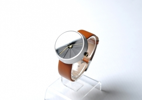 4th Dimension Concrete Wrist Watch | Art, Design & Technology | Scoop.it