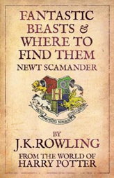 Warner Bros. and J.K. Rowling Team Up for Fantastic Beasts and Where to Find Them Film Series! - Sept 2013 | Tracking Transmedia | Scoop.it