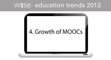 Education Trends: What to Expect in 2013 | WISE - World Innovation Summit for Education | Flat Classroom | Scoop.it