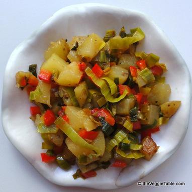 Gourmet Home Fries | Vegetarianism | Scoop.it