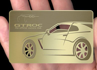 Stand Out With Metal Business Cards   Metal Business Card   Scoop.it
