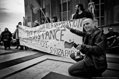 Stéphane Burlot, résister par l'image | JOURNAL LE COMMUN'ART | Scoop.it