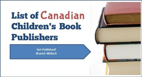 List of Canadian Children's Book Publishers | Canadian literature | Scoop.it