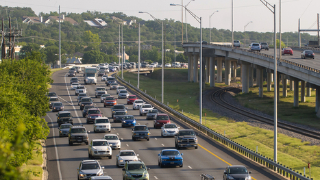 Even An 85 MPH Highway Can't Fix Austin's Traffic Tangle - NPR | Real Estate | Scoop.it