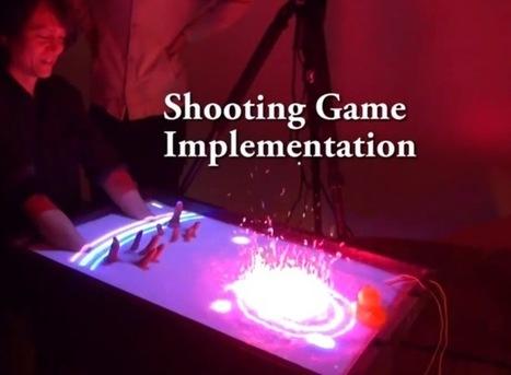 Aquatop Interactive Water Display Uses Kinect, Speaker And Water (video)   Geeky Gadgets   Gestuality   Scoop.it