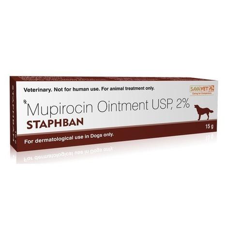 STAPHBAN Mupirocin 2% Ointment | Veterinary Medicines | Scoop.it