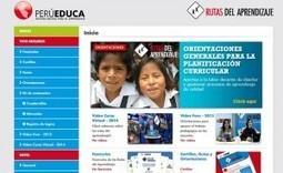 Más y más recursos pedagógicos en PerúEduca | Mas y mas recursos pedagogics en perueduca | Scoop.it
