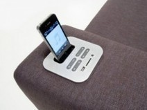 Zenzero, il divano da iPhone: dock station e audio integrati [VIDEO] - PianetaTech | il TecnoSociale | Scoop.it