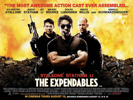 The Expendables Collection(2010-2014) | Watch Free Online | online movies | Scoop.it