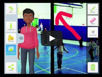 Tellagami - Our New Favorite App ~ EdReach | Into the Driver's Seat | Scoop.it