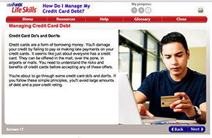 USA Funds Life Skills Lesson: Help Your Students Avoid the Holiday Credit Card | College Access and Success | Scoop.it