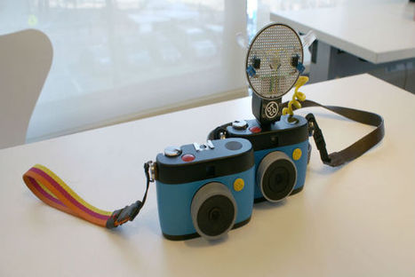 Raspberry Pi Camera Captures Images As GIFs - PSFK | Arduino, Netduino, Rasperry Pi! | Scoop.it