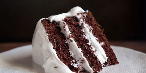 The Ultimate Devil's Food Cake | ♨ Family & Food ♨ | Scoop.it