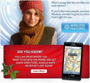 Verizon : une retouche qui jette un froid - Actualité sur Mobifrance, le magazine communautaire de toutes les technologies mobiles | Fail | Scoop.it