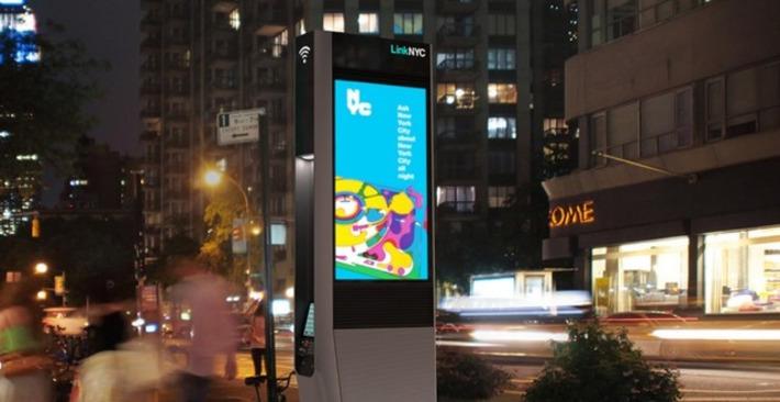 Les cabines téléphoniques de New York, Link entre IoT et digital kiosks | Internet du Futur | Scoop.it