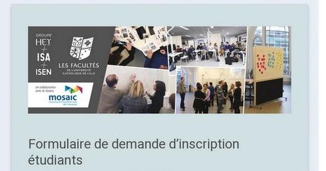 Ecole de printemps en management de la créativité - #springLIL15 | ADICODE & Co | Scoop.it