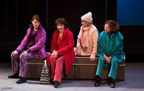 Les Grandes filles, au Théâtre Montparnasse | Revue de presse théâtre | Scoop.it
