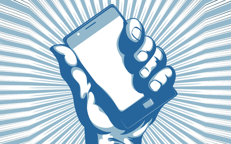 Men More Likely to Go Mobile Shopping | Puzzled About Facebook Marketing for Small Business? | Scoop.it