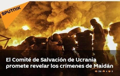 Ex primer ministro crea el Comité de Salvación de Ucrania con el fin de revelar los crímenes de Maidán | La R-Evolución de ARMAK | Scoop.it