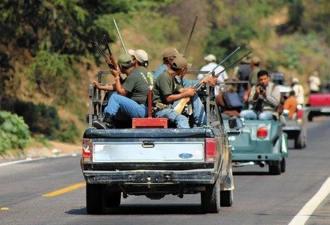 Mexico's Guerrero state teeters on the edge of chaos - Los Angeles Times   The Rodriguez Law Group   Scoop.it