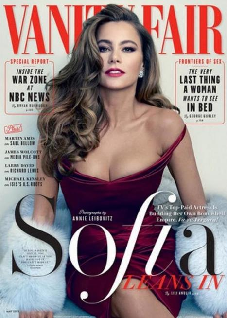 Sofia Vergara talks fake boobies and almost turning down 'too handsome' Joe Manganiello | Entertainment | Scoop.it