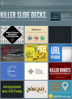 5 Cool PowerPoint Slide Design Tools | Mes ressources personnelles | Scoop.it