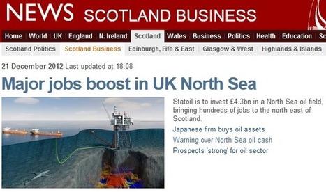 Scottish Banks and UK Oil | Referendum 2014 | Scoop.it