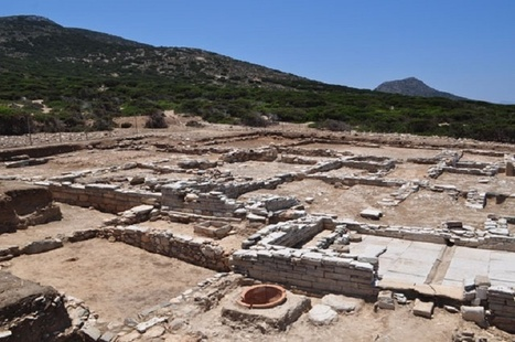 Archaeologists at Despotiko's Apollo Sanctuary Uncover Mysteries of Archaic-era Greece | LVDVS CHIRONIS 3.0 | Scoop.it