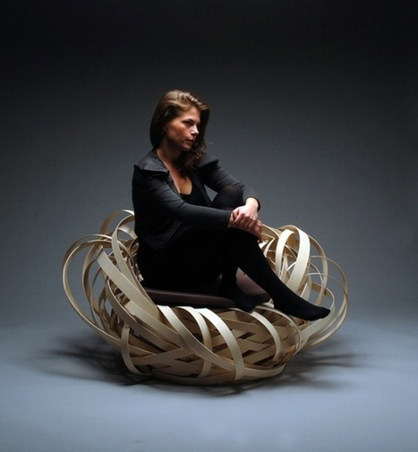 The Nest Chair : Do You Find It a Comfortable Seat ? | Design Love | Scoop.it