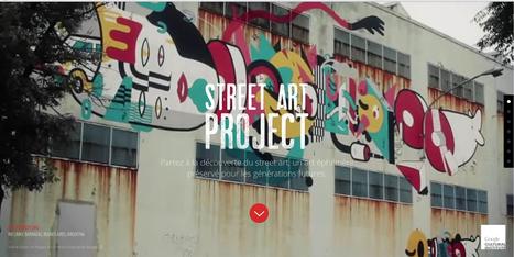 Blog officiel Myvirtual-immo: Le street Art en 360°   Salon Virtuel permanent dédié à l'immobilier et à l'habitat   Scoop.it