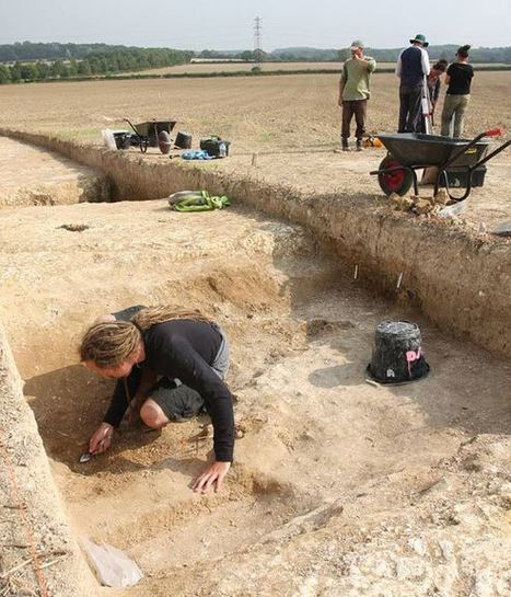 Archaeologists Map Neolithic Monument Complex at Damerham, near Stonehenge | Aux origines | Scoop.it