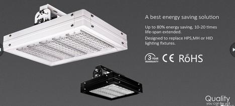 LED High bay Lighting | led industrial lights | Scoop.it