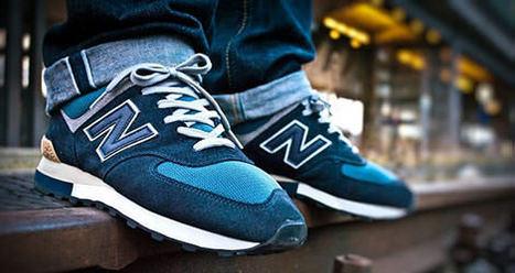 New Balance entre baskets de mode et chaussures de course | sneakers-addicted | Scoop.it