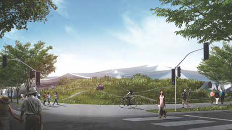 Google's new campus looks like Heaven -- at least for people who like Camping | Technology in Business Today | Scoop.it