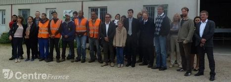 GrDF partenaire, depuis cinq ans, des Jardins de la croisière (Lyonne, 26/08/14) | Ressources Humaines de GRDF | Scoop.it