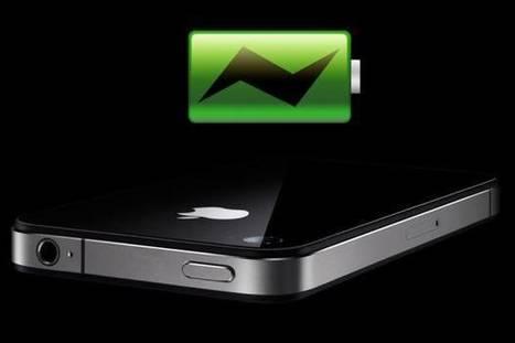 Des smartphones deux fois plus autonomes grâce à Dyson ? | Seniors | Scoop.it