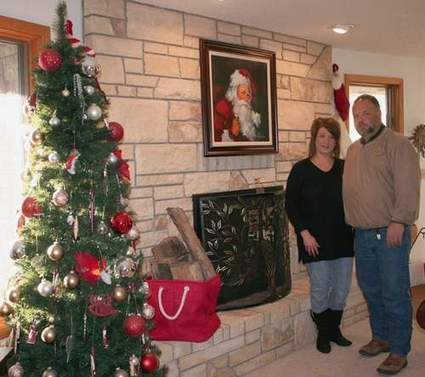 Home tour a holiday feature for 40 years - Pratt Tribune | ChristmasDay25 | Scoop.it