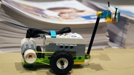 Lego aims to make learning more fun with WeDo 2.0 | Adam Williams | GizMag.com | Digital Brand Marketing | Scoop.it