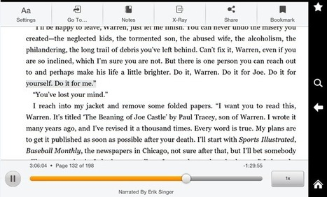 """Using Audible on Your Kindle Fire HD 7"""" & Fire HD 8.9"""" 
