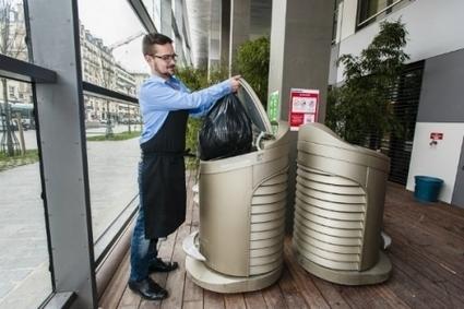 Initiative : les poubelles souterraines pneumatiques des écovilles | Le monde souterrain, espace d'innovation | Scoop.it