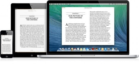 Apple presenta iBooks para OS X | <<TECNOLOGÍAS DE LA INFORMACIÓN Y LA COMUNICACIÓN ( TIC) >> | Scoop.it