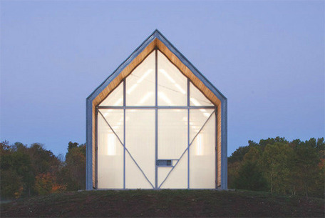 The Shed: a Simple + Elegant Prefab Shelter | sustainable architecture | Scoop.it