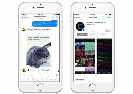 Messenger Platform, la novedad de Facebook Messenger | Creatividad y Comunicación 2.0 | Scoop.it