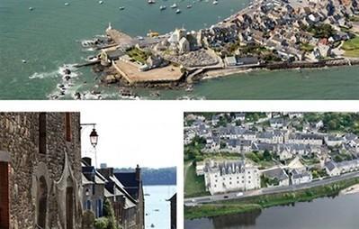 Saint-Suliac, Barfleur et Montsoreau, villages préférés des Français? | Revue de Web par ClC | Scoop.it